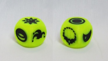 Board Game Dice