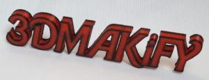 3DMakify Logo